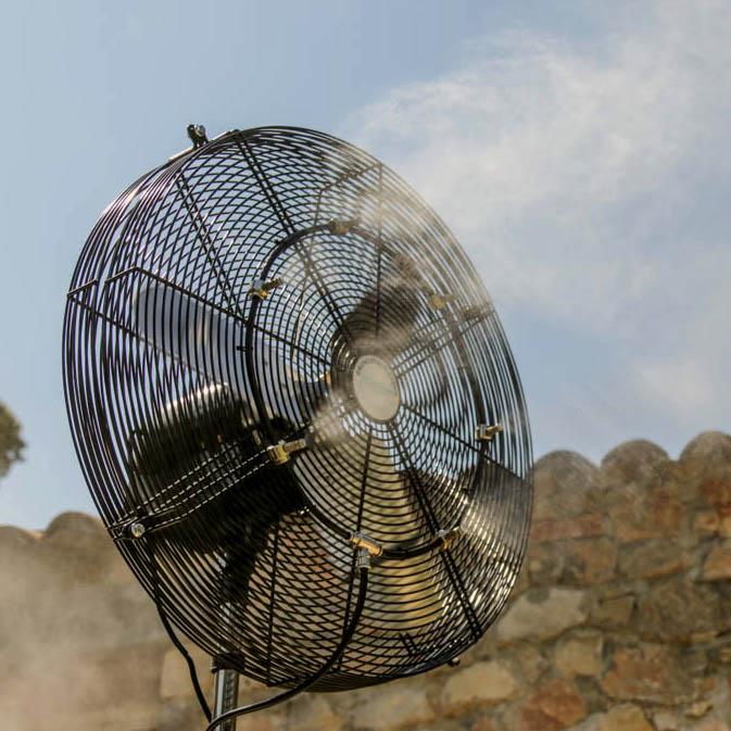 Ventilateur brumisateur Brumiclim